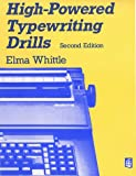 High-Powered Type Drills, Tombs and E. Whittle, 0582291674