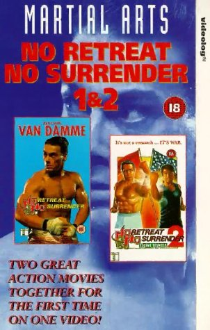 No Falling, No Surrender [VHS]