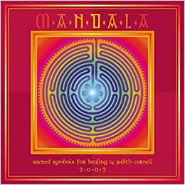 Mandala 2002 Calendar Sacred Symbols For Healing Amazoncouk Judith Cornell Books