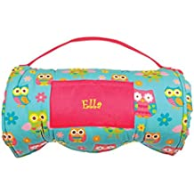 Personalized Toddler & Preschool Nap Mats - Owls