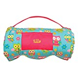 DIBSIES Personalization Station Personalized Toddler & Preschool Nap Mats - Owls
