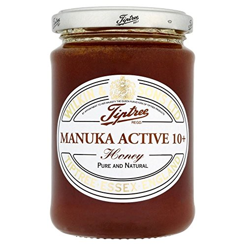 Tiptree Active 10+ Manuka Honey (340g) - Pack of 6 by Tiptree