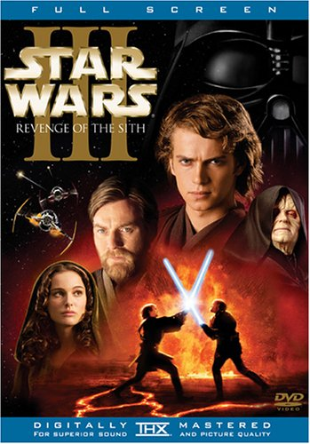 Star Wars, Episode III: Revenge of the Sith (Full Screen Edition) -