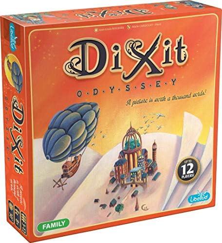 Juego Libellud Dixit Tarjeta Odyssey: Amazon.es: Juguetes y juegos