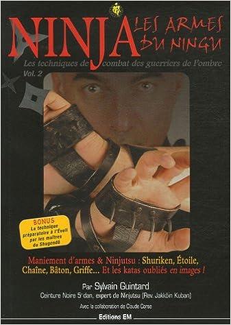 Ninja, les armes du ningu (Les Grands Maîtres): Amazon.es ...