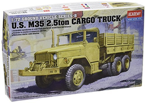 Used, ACADEMY 1/72 M35 2.5 Ton Cargo Truck AM13410 for sale  Delivered anywhere in USA