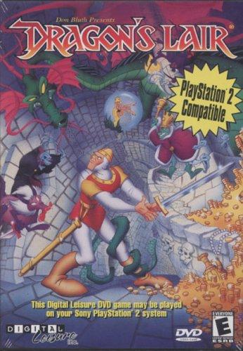 Dragon's Lair (Dragons Lair Arcade)