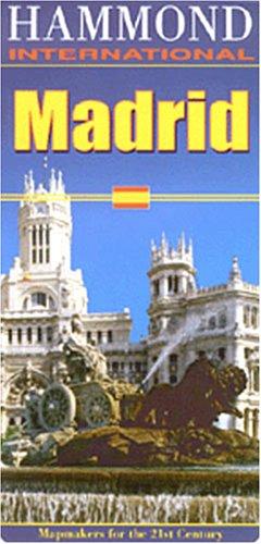 Hammond International: Madrid (Hammond International (Folded Maps))