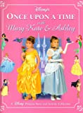 img - for Disney's Once Upon a Time with Mary-Kate & Ashley book / textbook / text book