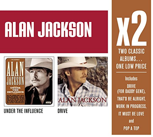 X2 (Under The Influence/Drive) by Jackson, Alan