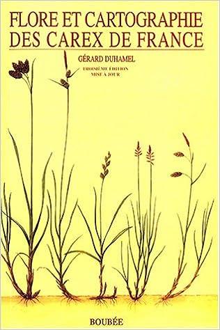Livre gratuits Flore et cartographie des carex de France pdf