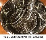 Hamilton Housewares Round Stainless Steel