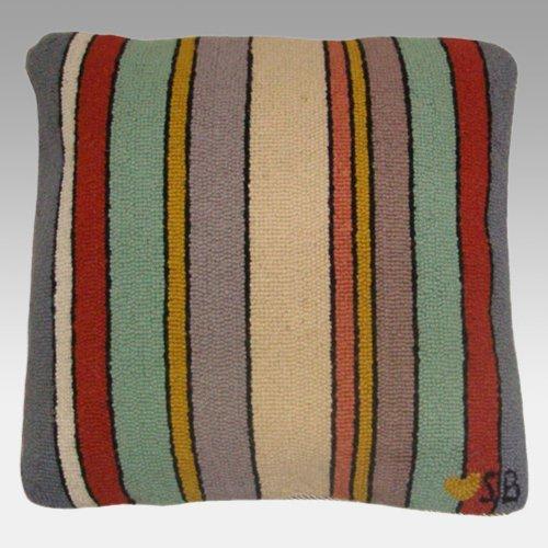 (Susan Branch - Seashore Stripes - Pillow)