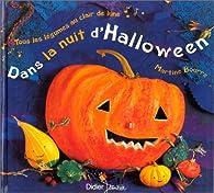 Dans la nuit d'Halloween par Martine Bourre