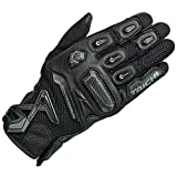 RS Taichi RST442 Raptor Mesh Glove Black Small (More Color and Size Options)