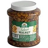 Fox's 1/2 Gallon Walnut Ice Cream Sundae Topping (6)