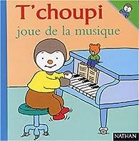 T'choupi joue de la musique par Thierry Courtin