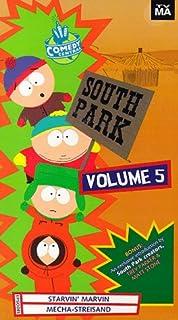 Amazon.com: South Park, Vol. 06: Mr. Hankey, The Christmas Poo ...