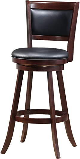Milton Greens Stars Grant Counter Height Swivel Barstool