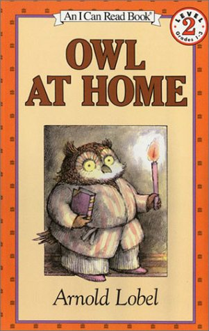Owl at Home Book and Tape (I Can Read Book 2) by Brand: HarperFestival