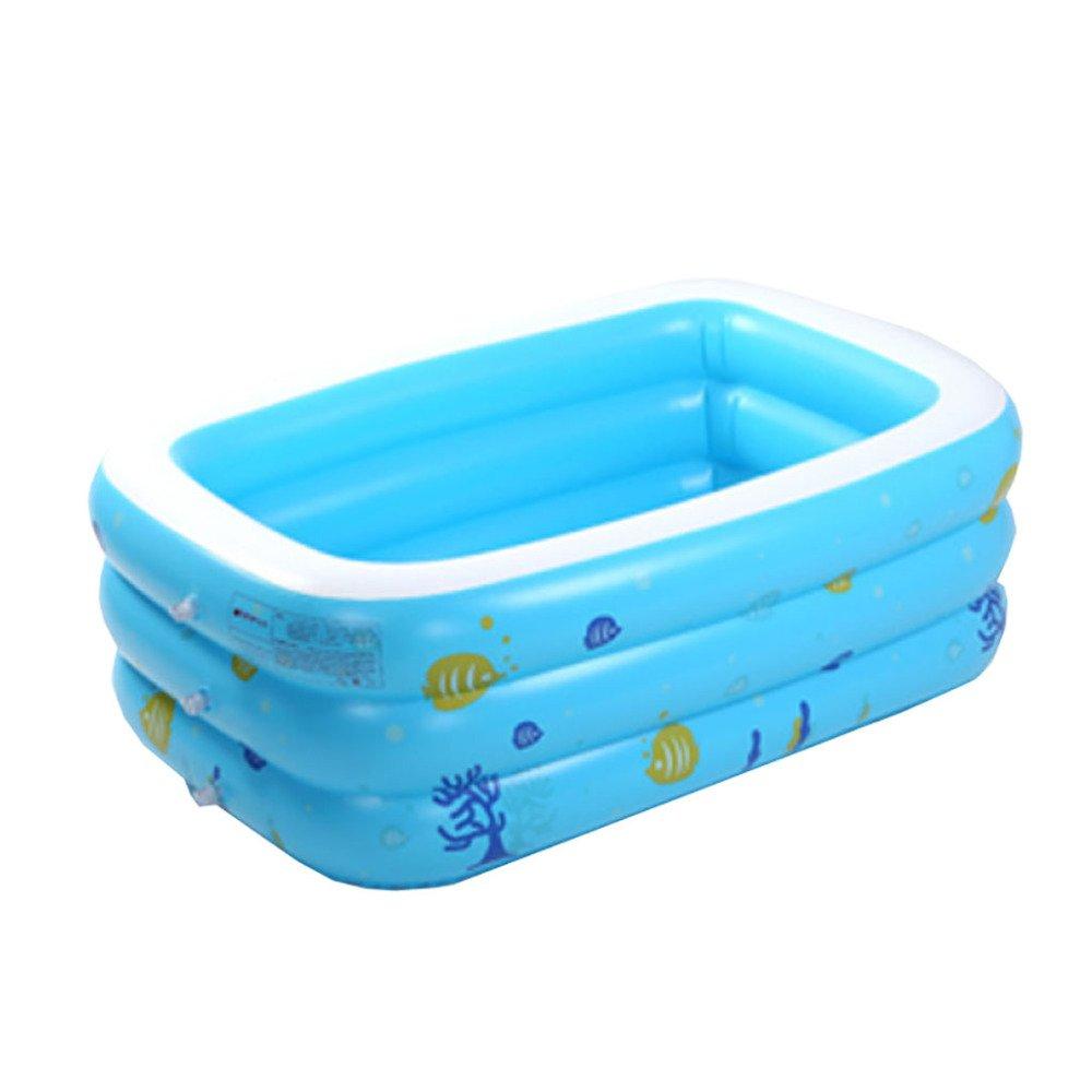 LIJUN Piscina Gonfiabile Pvc Vasca Da Bagno Per Bambini Gonfiabile Per Bambini,ThreeFloors13090  48-BasicPackage
