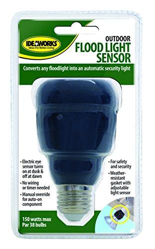 Automatic Flood Light Sensor Ideaworks