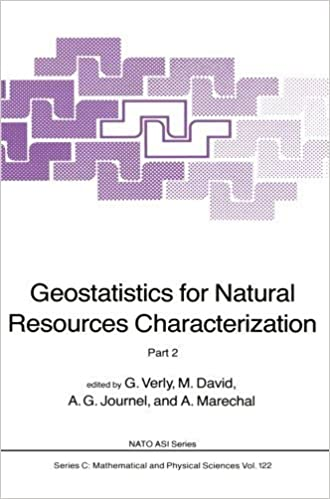 Geostatistics for Natural Resources Characterization: Part 2 (Nato Science Series C:) by G. Verly (2013-11-13)