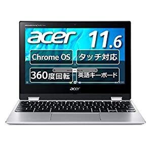 Google Chromebook Acer ノートパソコン Spin 311 CP311-3H-A14N/E 11.6インチ