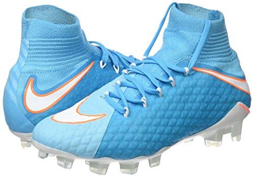 white Chaussures Fit Hypervernom Iii Blue Phatal Blue chlorine De Nike polarized Football tart Bleu Dynamic Fg Femme gOwRxq