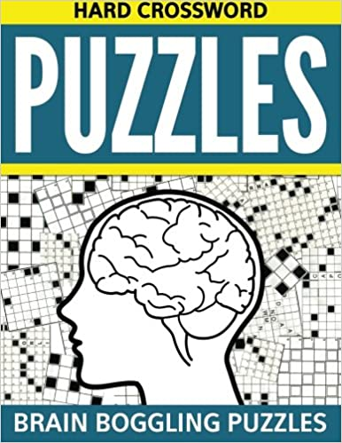 Hard crossword puzzles brain boggling puzzles speedy publishing hard crossword puzzles brain boggling puzzles speedy publishing llc 9781681278476 amazon books ccuart Gallery