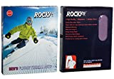 Mens 2pc Thermal Underwear, Top & Bottom Fleece Lined Long Johns - by Rocky