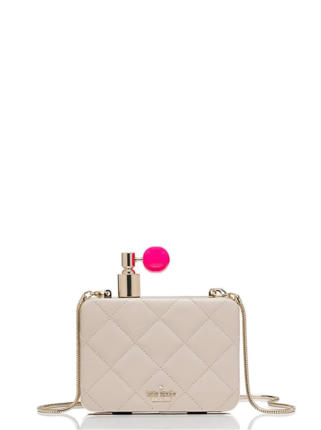 Kate Spade New York On Pointe Perfume Bottle Clutch, Multi