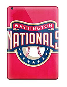 SuzanneW Ipad Air Well-designed Hard Case Cover Washington Nationals Protector