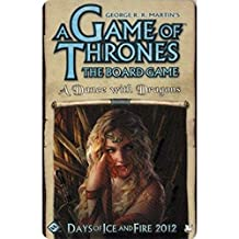 Fantasy Flight Games A Game Of Thrones: The Board Game: A Dance With Dragons