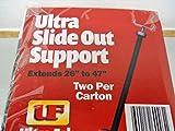 Ultra-Fab Products (2) RV Camper Motor Home Trailer SlideOut Adjustable Stabilizer Jack Stands