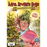 Mrs Brown's Boys Christmas Surprises [DVD] [2018]