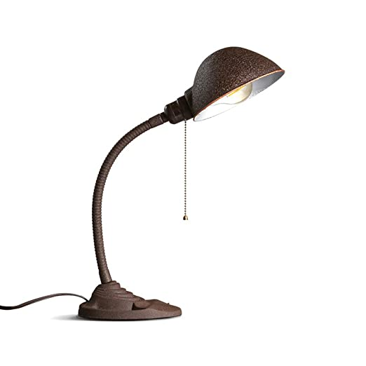 Hines Simple Modern Style Table Lamp with Pull Switch Energy