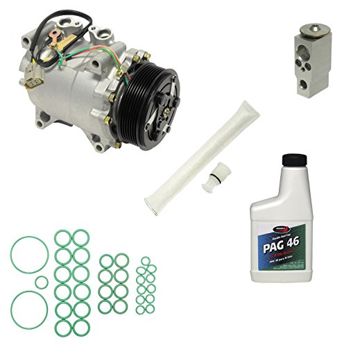(Universal Air Conditioner KT 2021 A/C Compressor and Component Kit)