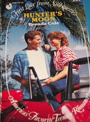 book cover of Hunter\'s Moon
