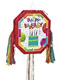 Birthday Jamboree Pinata, Pull String