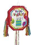 Birthday Jamboree Pinata, Pull String