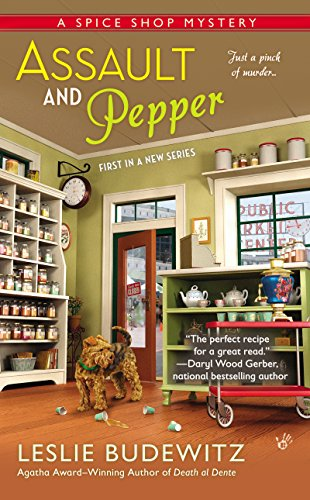 Assault and Pepper: (Spice Shop Mysteries Book 1)