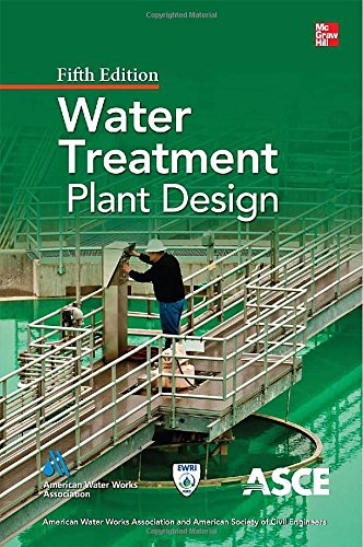 Water Treatment Plant Design ISBN-13 9780071745727