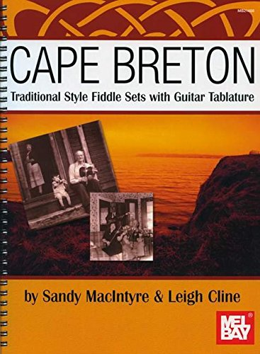 Download Cape Breton Traditional Style Fiddle Sets with Guitar Tablature PDF
