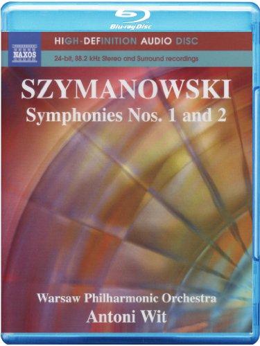 Antoni Wit - Symphonies 1 & 2 (Blu-ray Audio)