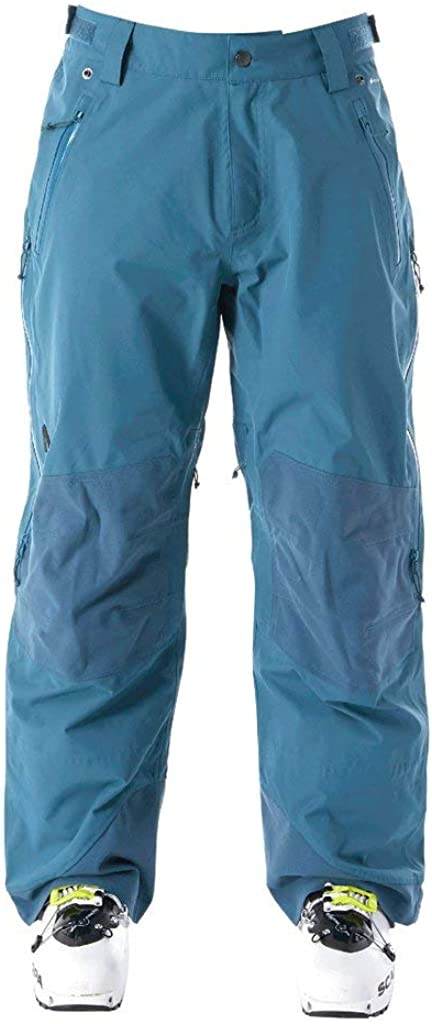 Flylow Men's Chemical Pants - Cordura Reinforced Skiing and Snowboarding 3 Layer Shell Pants