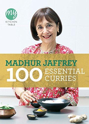 100 Essential Curries (My Kitchen Table) by Madhur Jaffrey