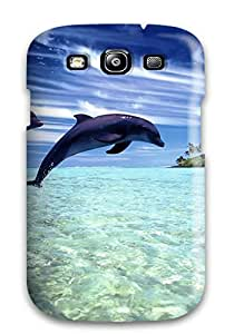 Christopher B. Kennedy's Shop Case Cover Galaxy S3 Protective Case Dolphins
