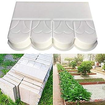 Recinzioni Per Giardino In Cemento.Stampi Per Recinzioni Da Giardino In Cemento In Plastica Per