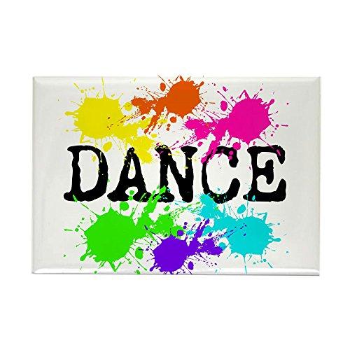 CafePress - Dance Paint - Rectangle Magnet, 2